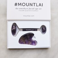 Mount Lai -  Amethyst Facial Spa Set