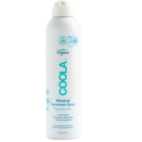 MINERAL BODY SUNSCREEN SPRAY SPF 30 - FRAGRANCE FREE