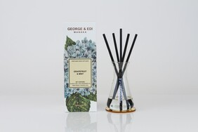 George & Edi Diffuser Grapefruit & Mint